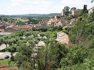 Puy-l'Évêque - General view