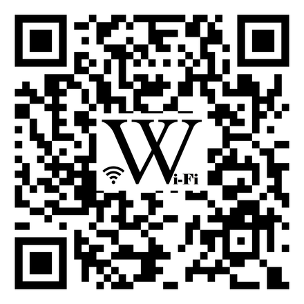 A QR code to automatically connect to Wi-Fi QR code Wi-Fi.png