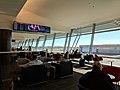 Qantas Club at Sydney Airport domestic terminal June 2018.jpg