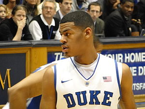 Quinn Cook - Cook with Duke in 2011
