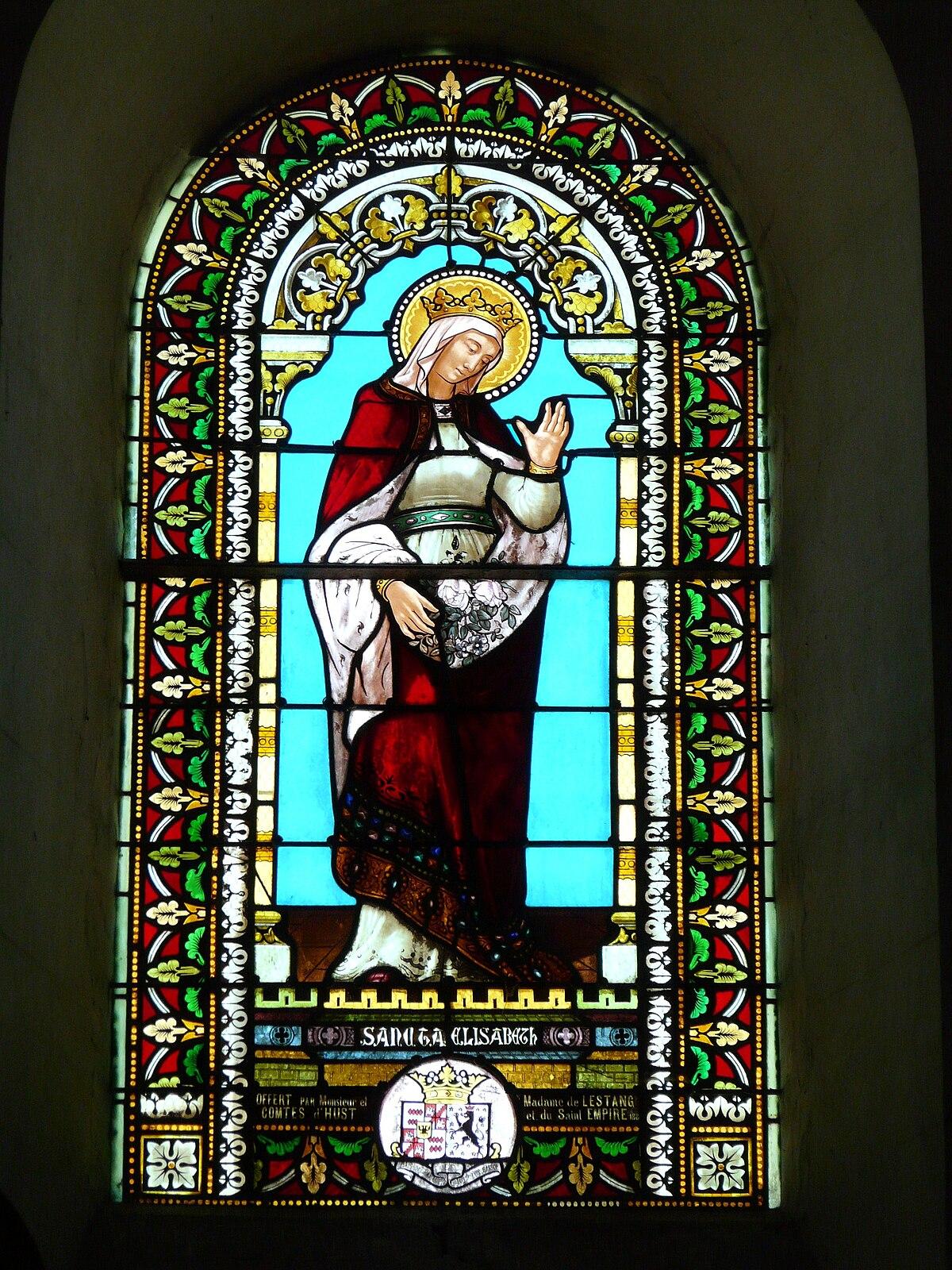 Isabel (santa) - Wikipedia, la enciclopedia libre