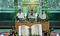 Qur'an reading, Hilal ibn Ali Mosque, Ramadan 1438 AH 10.jpg