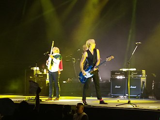 R5 (band) - R5 performing in 2017.