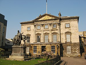 Sir Lawrence Dundas, 1st Baronet - Dundas House, St. Andrew Square, Edinburgh