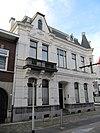foto van Voormalig herenhuis in eclectische stijl met neo-classicistische en barokke motieven