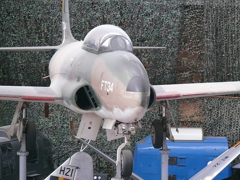 File:RMM Brussel Lockheed T-33 Shooting Star 2.JPG