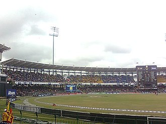 R. Premadasa Stadium - Image: RPS, Colombo