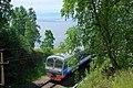 RZD ED9MK-0029 at Polovinniy stop, Circum-Baikal Railway, 2009 (32386393201).jpg