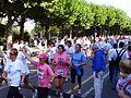 Race für the cure 2006 Zieleinlauf.jpg