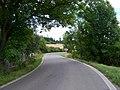Radětice (PB), silnice ke Stěžovu.jpg
