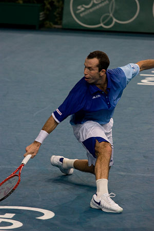 Czech Open (tennis) - 2003 and 2004 winner Radek Štěpánek was one of only three Czech winners in the singles event, along with Ulihrach and Hájek