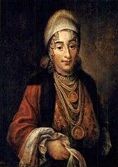 Portret Chajki, Żydówki ze Żwańca