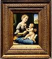 Raffaello, madonna dei garofani, 1506-07 ca. 01.jpg