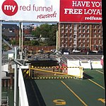 Raised Linkspan at Red Funnel Ferries Terminal, Southampton.jpg