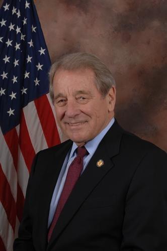 Ralph Regula congressional portrait