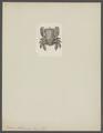 Ranina aldrovandi - - Print - Iconographia Zoologica - Special Collections University of Amsterdam - UBAINV0274 096 09 0006.tif
