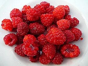 English: Raspberry