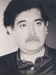 Raúl Ruiz (director) Chilean filmmaker, writer and teacher (1941-2011)