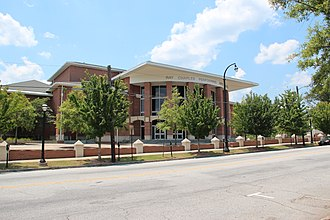 Morehouse College - Ray Charles Performing Arts Center.