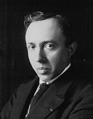 Raymond Escholier - Raymond Escholier in 1923