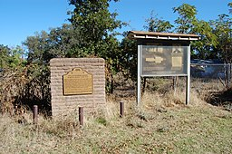 Reading Adobe Site Plaque and Information Board.JPG