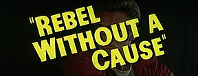 Description de l'image Rebel Without A Cause trailer screenshot.jpg.