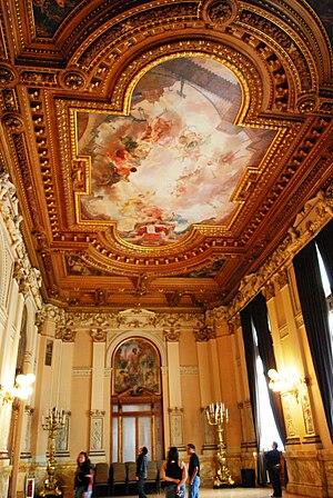 Museo Nacional de Arte - Interior of the Museo Nacional de Arte