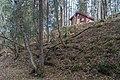 Red forest cabin hytte.jpg