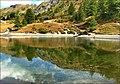 Reflections on Black Lake - panoramio.jpg