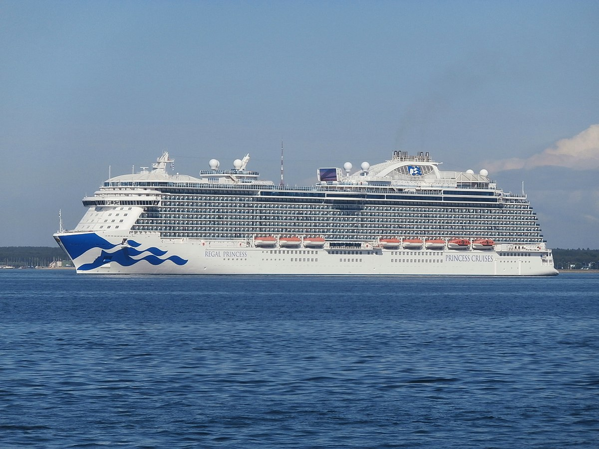Regal Princess Schiff 2014 Wikipedia
