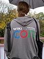 Regen während der WikiCon13.JPG