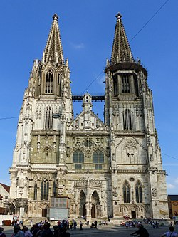 Regensburg Cathedral Wikipedia