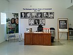 Regular entrance area, Tuskegee Airmen NHS.jpg