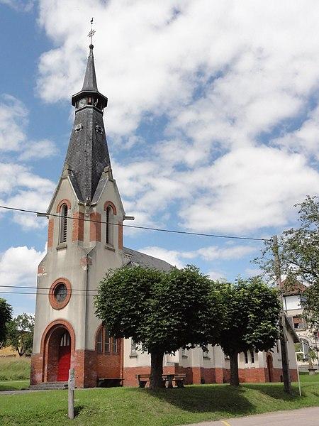 Reillon (M-et-M) église