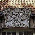 Reliëf van Nel Klaassen, in de gevelwand aan de Nieuwe Kerkgang - Middelburg - 20398672 - RCE.jpg