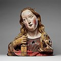 Reliquary Bust of Saint Catherine of Alexandria MET DP136564.jpg