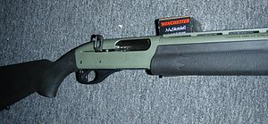 Remington Model 1100 - Remington 1100 Tactical Shotgun
