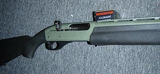 Remington Model 1100 - Remington 1100 Tactical Shotgun