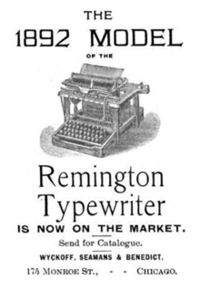 E  Remington and Sons - Wikipedia