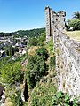 Remparts et donjon château d'Aubusson.jpg