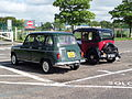 Renault 4TL 1975 with Austin 10-4 1933 (14295218373).jpg