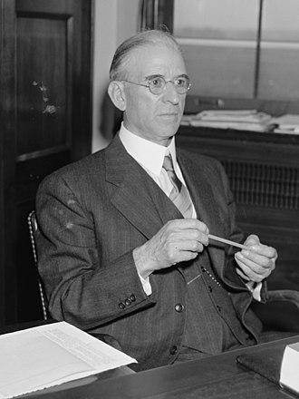 Clarence F. Lea - Lea in 1940