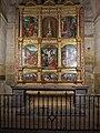 Retablo de la Pasión de Cristo. Catedral de Astorga.jpg