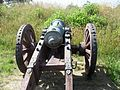 Revolutionary War artillery on display at Yorktown Battlefield image 13.jpg