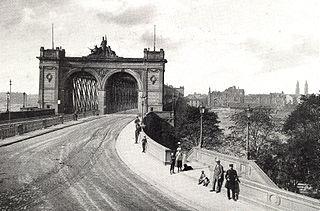 Konrad Adenauer Bridge bridge in Germany