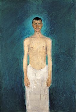 Richard Gerstl - Semi-Nude Self-Portrait - Google Art Project.jpg