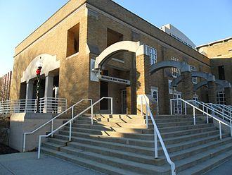 Franklin University - Richard M. Ross Auditorium