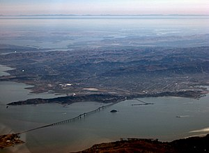 Potrero Hills (Richmond, California) - Image: Richmond California