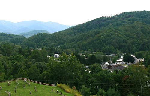 Roan Mountain mailbbox