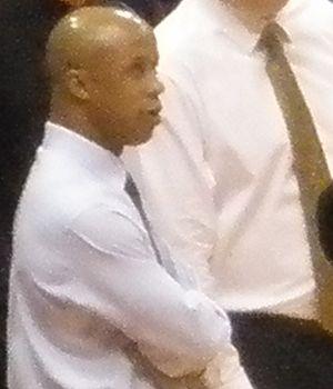 Rob Murphy (basketball) - Murphy in 2009.
